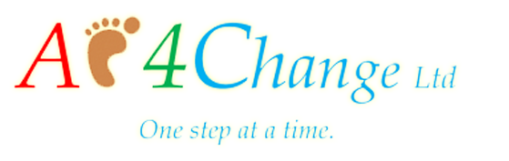 A Step For Change Logo